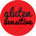 BUTTON gluten sensitive