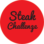 BUTTON steak challenge